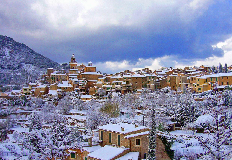 Wintermärchen in Valldemossa