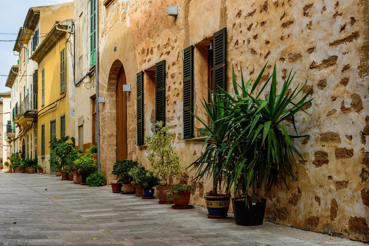 Altstadt von Alcúdia