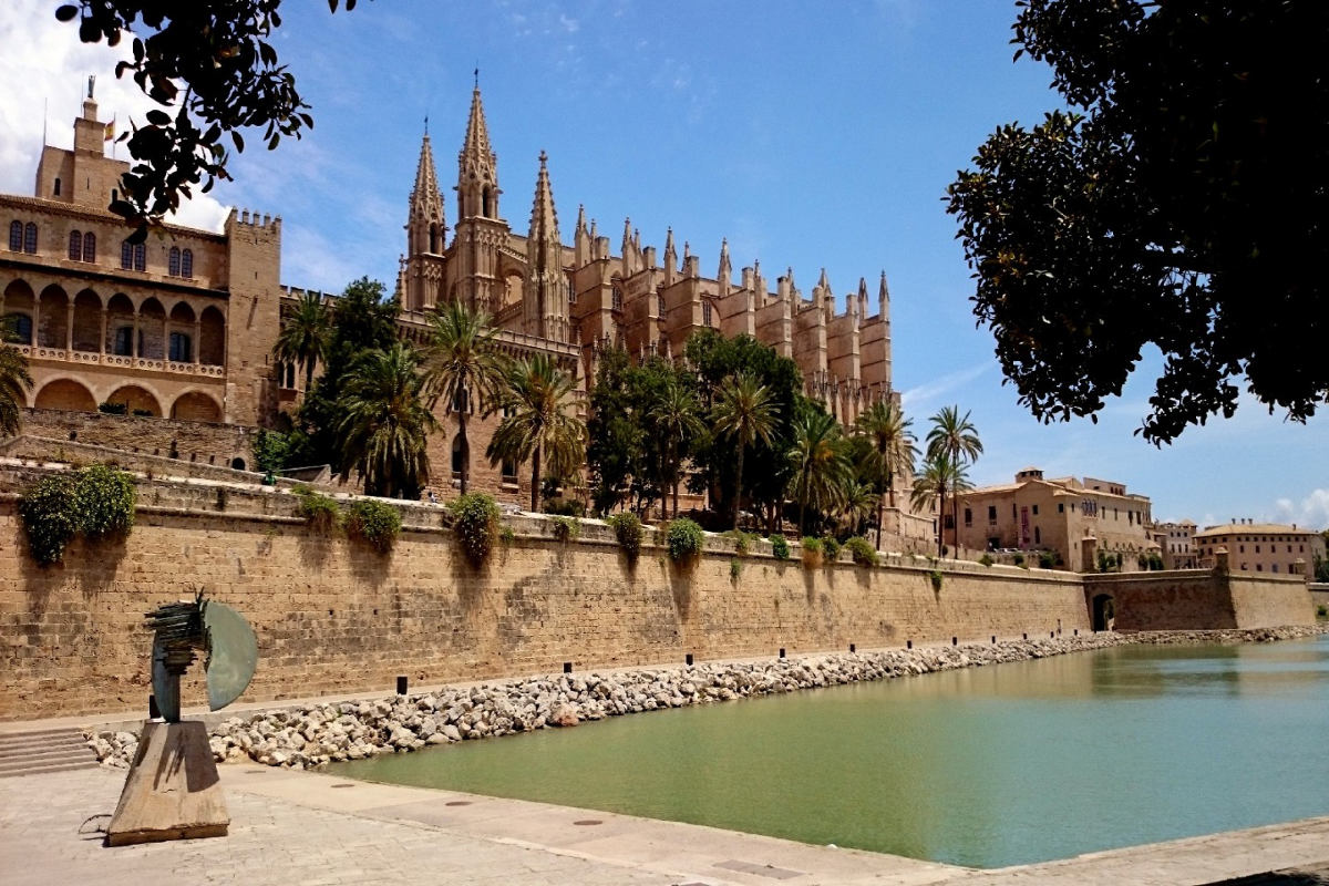 Kathedrale La Seu / Palma de Mallorca