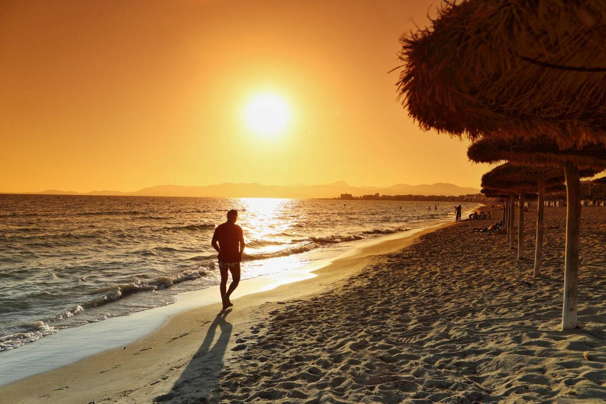 Claude Ries - Playa de Palma