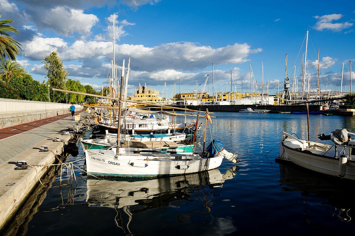 Hafen / Palma de Mallorca