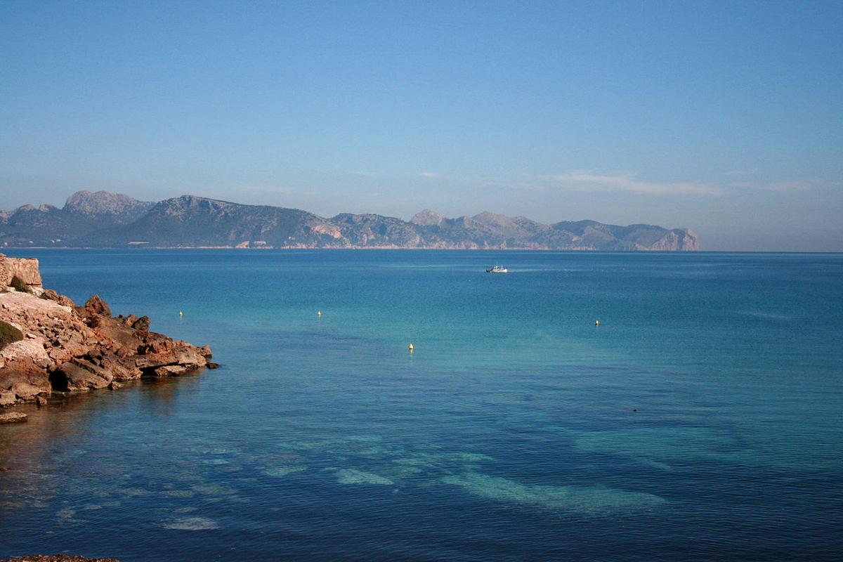 Bucht von Pollença (Formentor)