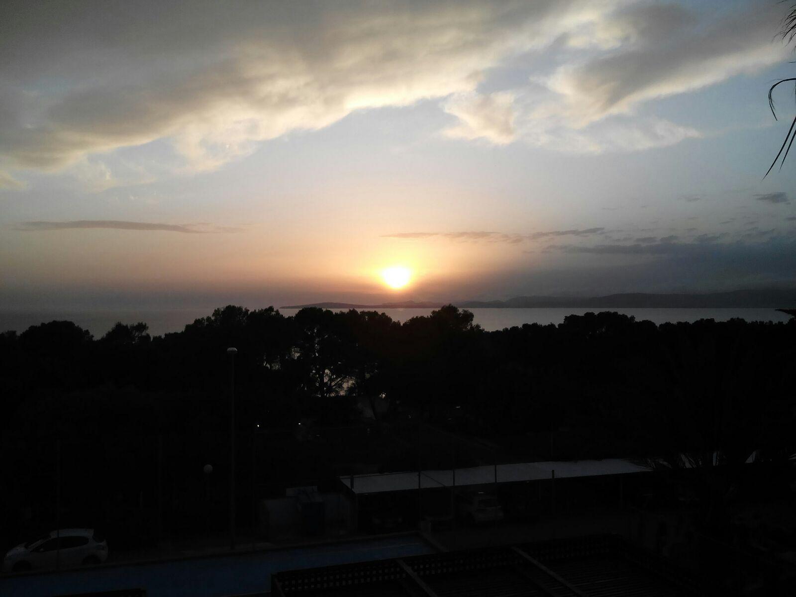 Der Mischa / Sonnenaufgang