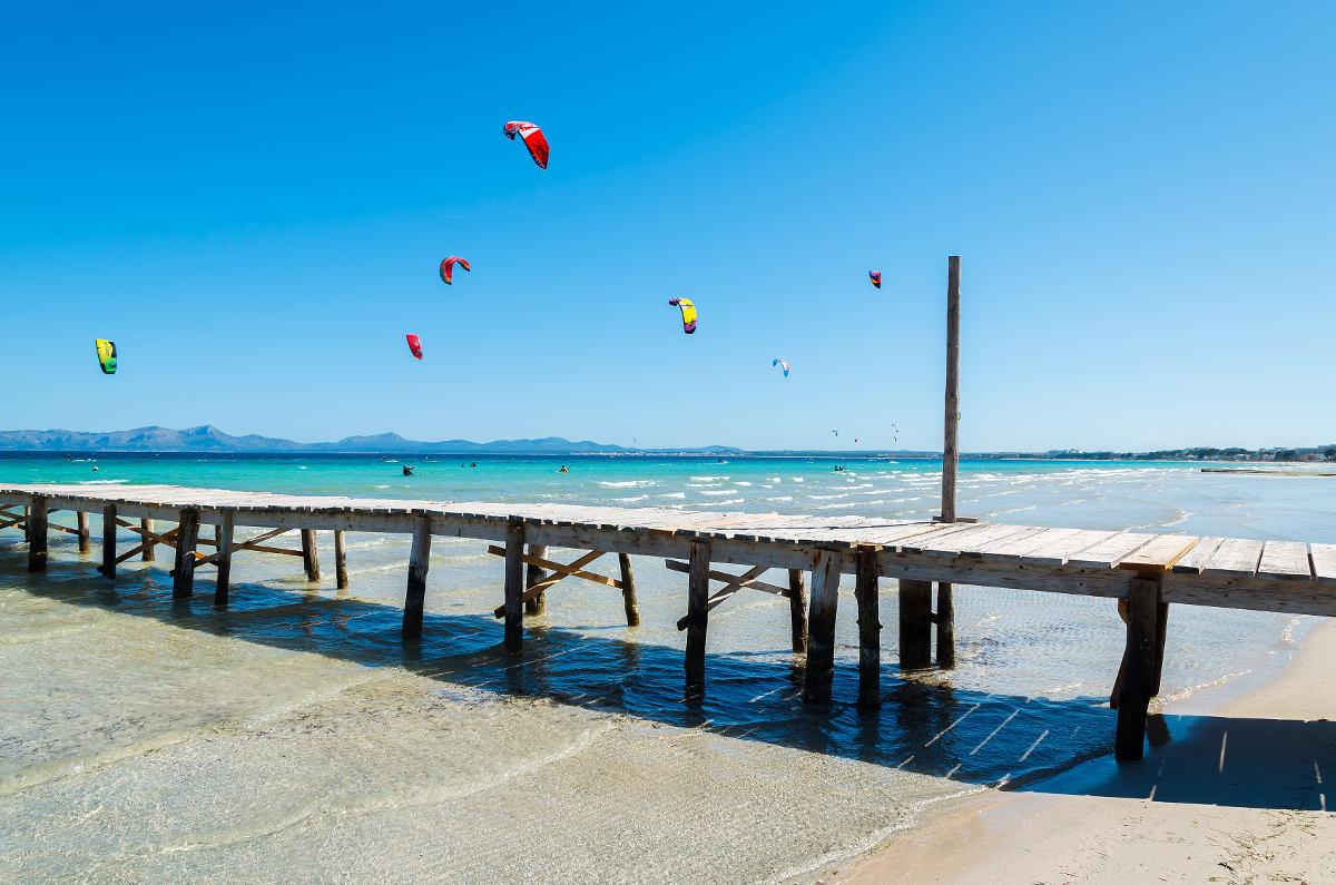 Playa d'Alcúdia