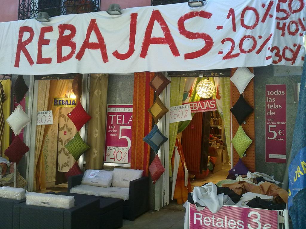Schlussverkauf auf Mallorca