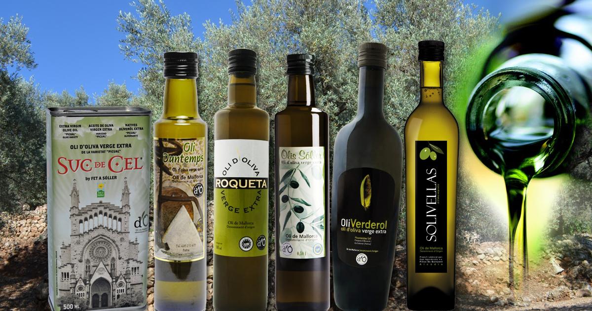 Die feinsten Olivenöle aus Mallorca