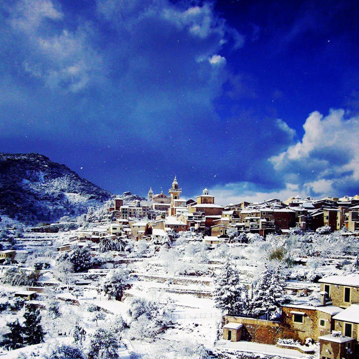 Winter in Valldemossa