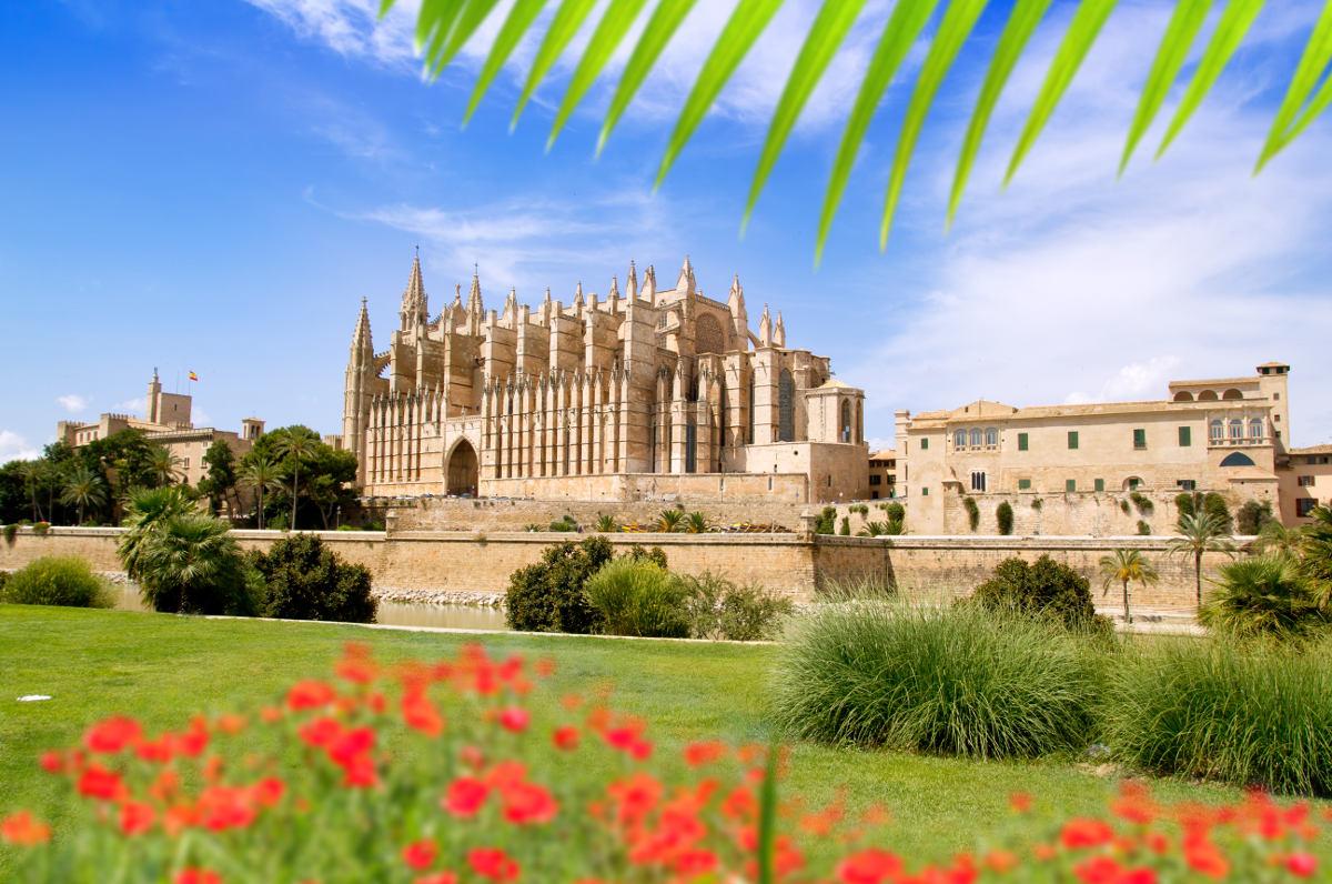 Kathedrale La Seu / Palma