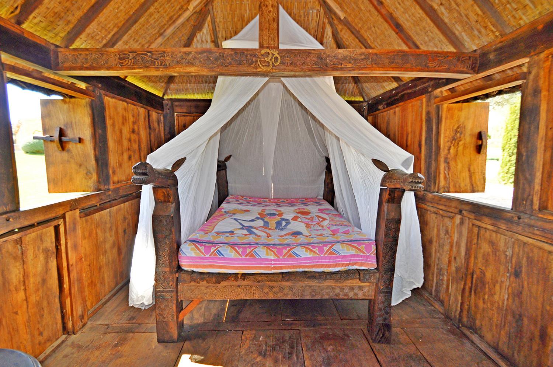 Balinesischer Pavillon
